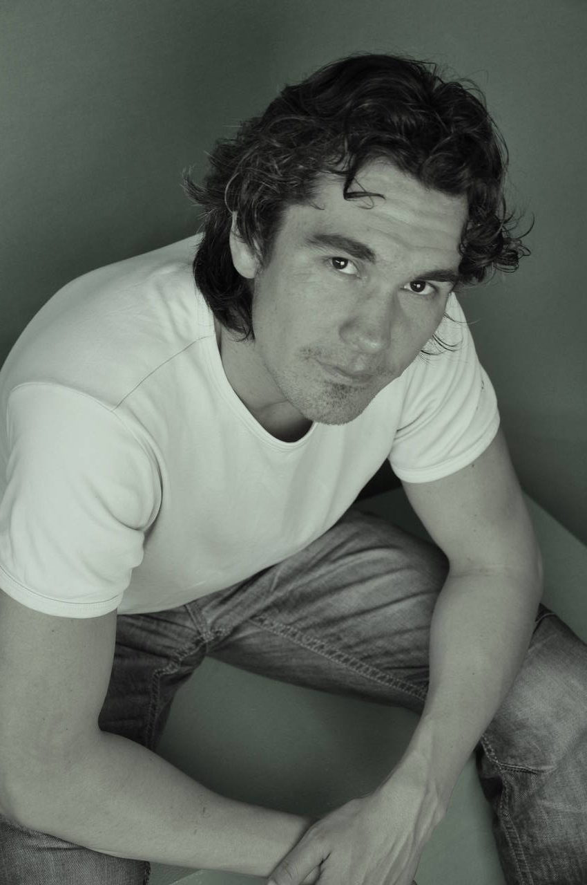 Sebastian Hubner voor Smashing Sebastian promo campaign Cocoon